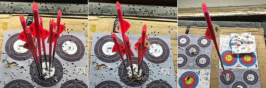 Clare Din | Archery